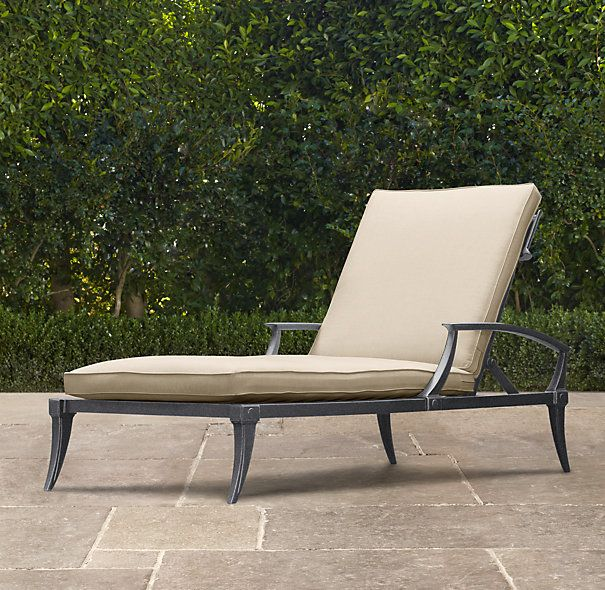 17 best images about outdoor furniture on pinterest one for Restoration hardware furniture quality