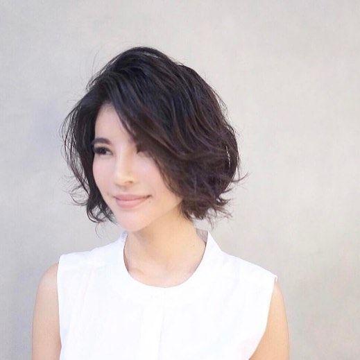 Japanese perm @aptownhairfrontier for @kallista_yuda