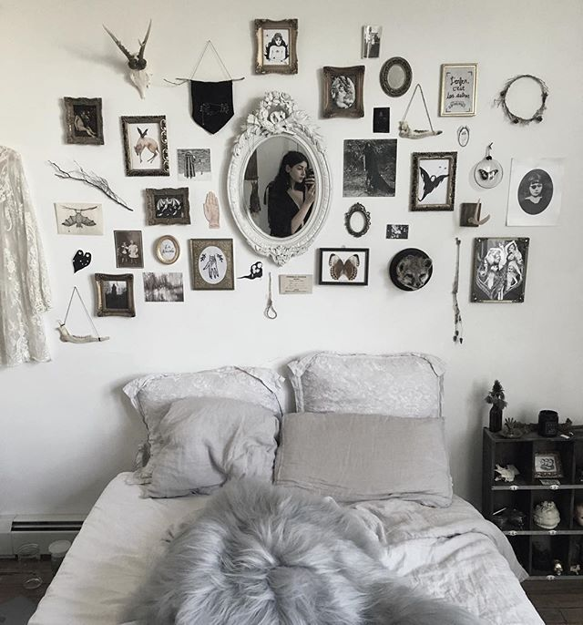 25+ Best Ideas About Goth Bedroom On Pinterest