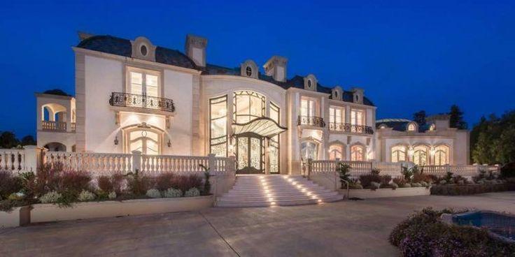 Espectacular mansión de $ 80 millones en Beverly Hills, California, adecuada para …   – Dream Life