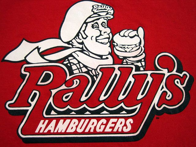 Rally's Hamburgers (Top 10 Burger Chains ... #fastfood #Checkers