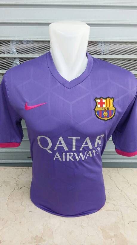 0e8eda640 Jersey Grade Ori Barcelona Away 2017