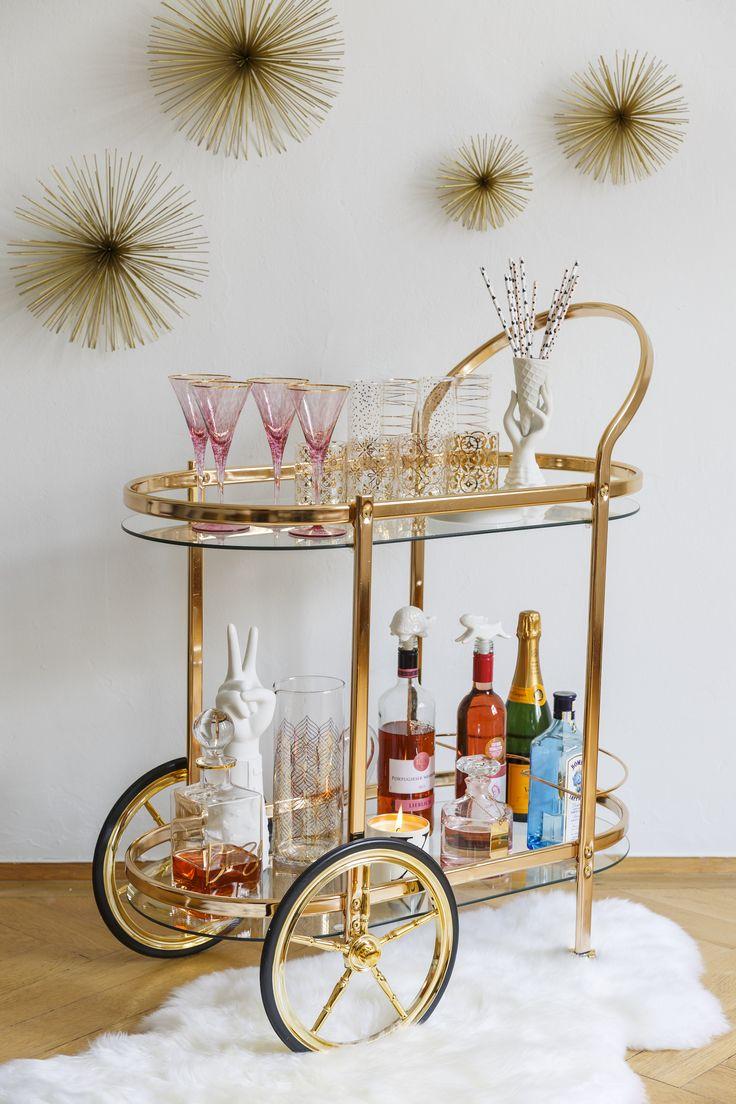 60 Best Barwagen Styling  Inspirationen Für Die Hausbar