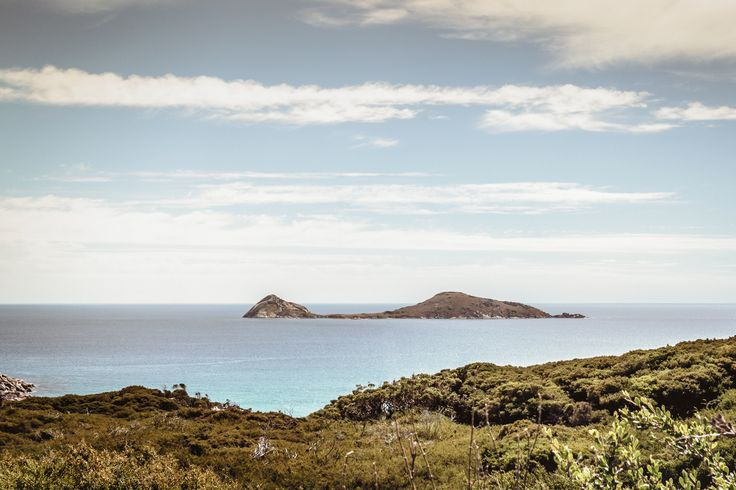 Norman (2015) Wilsons Promontory is surrounded by a scatter of small granite islands. This one is called Norman and is important as a bird breeding ground. No, I do not know who Norman was. Image best viewed large, Enjoy & Share © Gary Light. License: (CC BY-NC-ND 4.0). #photography #travel #wilsonspromontory #victoria #australia #landscape #ocean #nature #birds