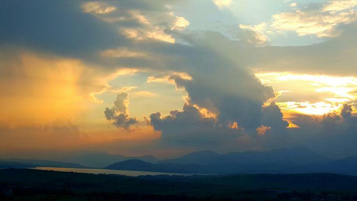 Good evening Trstené, Slovakia