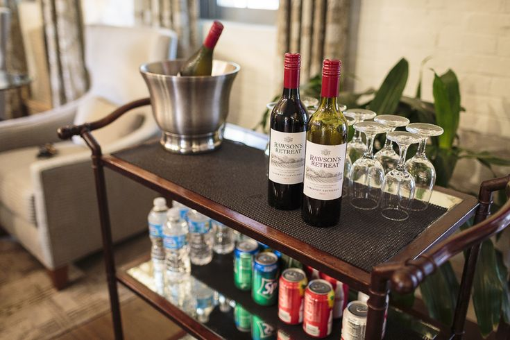 Complimentary Wine & Cheese Reception each evening.