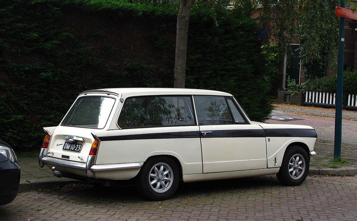 1969 Triumph Vitesse Estate 2-Litre