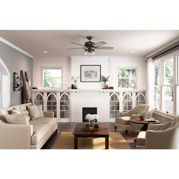 Indoor Regal Bronze Ceiling Fan
