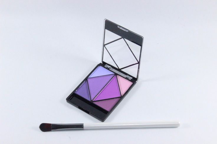 Professional 6 colors eyeshadow palettematte eyeshadow makeup eyeshadow palette 0605 and eye shadow brush eyeshadow 7CE / RE7