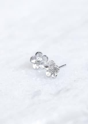 925 Sterling Silver - Daisy Earring