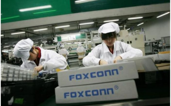 Apple supplier Foxconn to cut workforce despite likely record iPhone sales