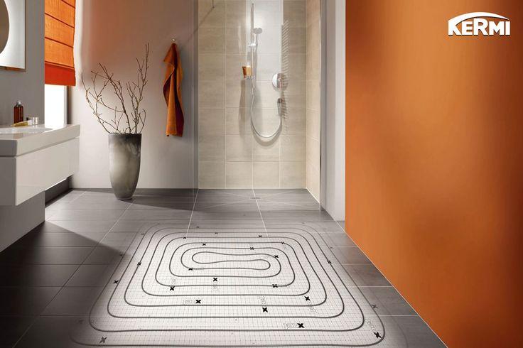 """""""Renovierung leicht gemacht"""" - Teil 3: Komfortable Fußbodenheizungen für dein Zuause. #wohlfühlen"""