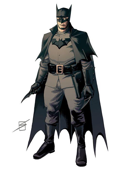 Batman, 1939 - Ron Salas | GameFob DC | Pinterest