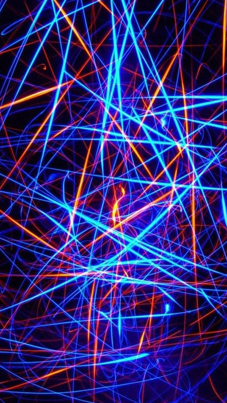 Abstract Lasers Wallpaper