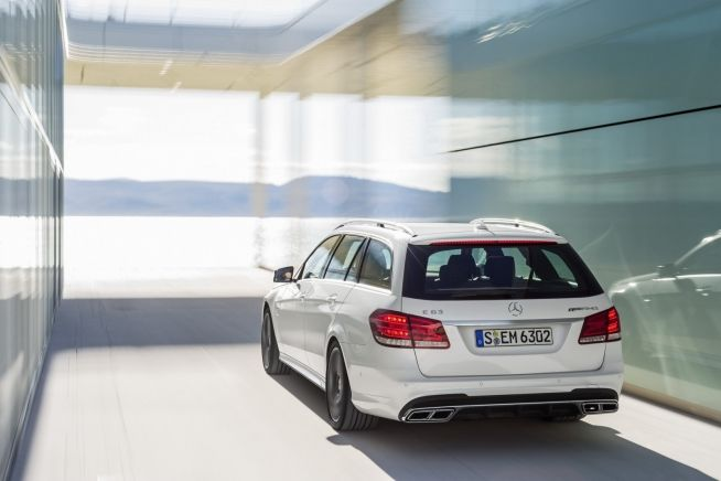 2014 Mercedes-Benz E63 AMG Estate Images | Pictures and Videos