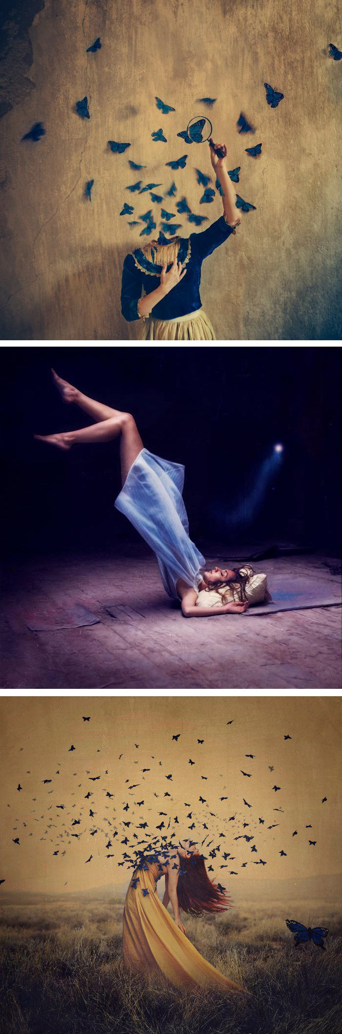 Fine art photography by Brooke Shaden // surreal photography