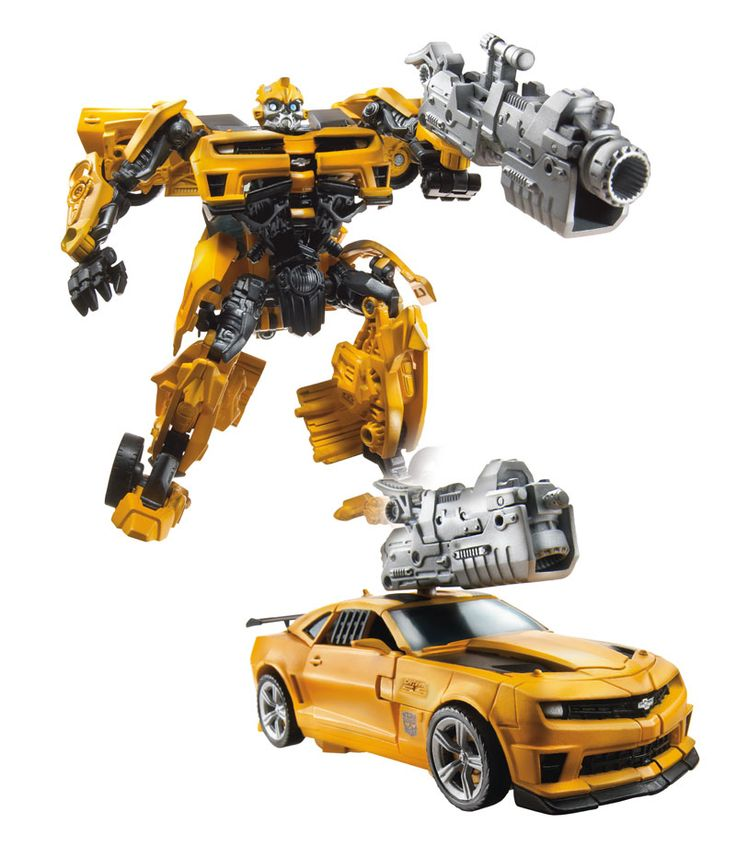Bumblebee Toy Collection-Transformers Movie