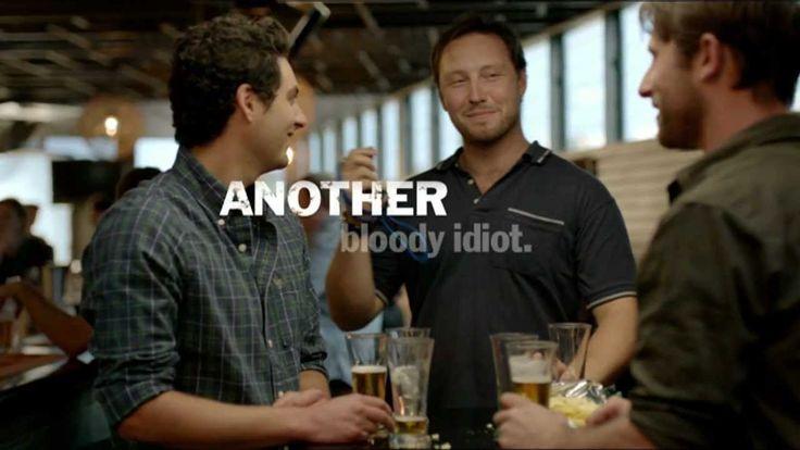 Bloody Idiots TAC Drink Drive TV ad