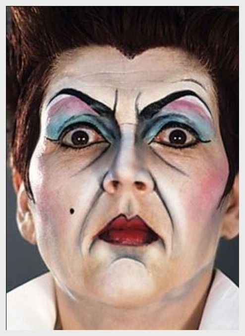What Is Stage Makeup? , If You Are An Artist, Stage Makeup