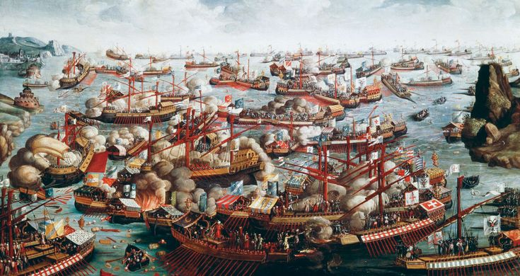 The battle of Lepanto (1571) was one of the largest galley battles in history. Don Juan of Austria's victory ended Turkish operations in the western Mediterranean and destroyed their fleet as well.