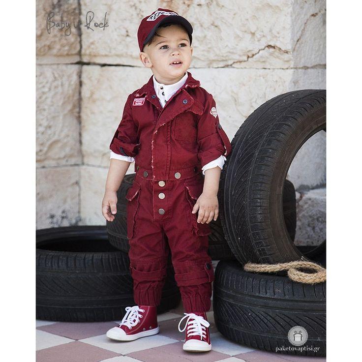 Βαπτιστικό Σύνολο για Αγόρια Formula 1 Baby U Rock 500706