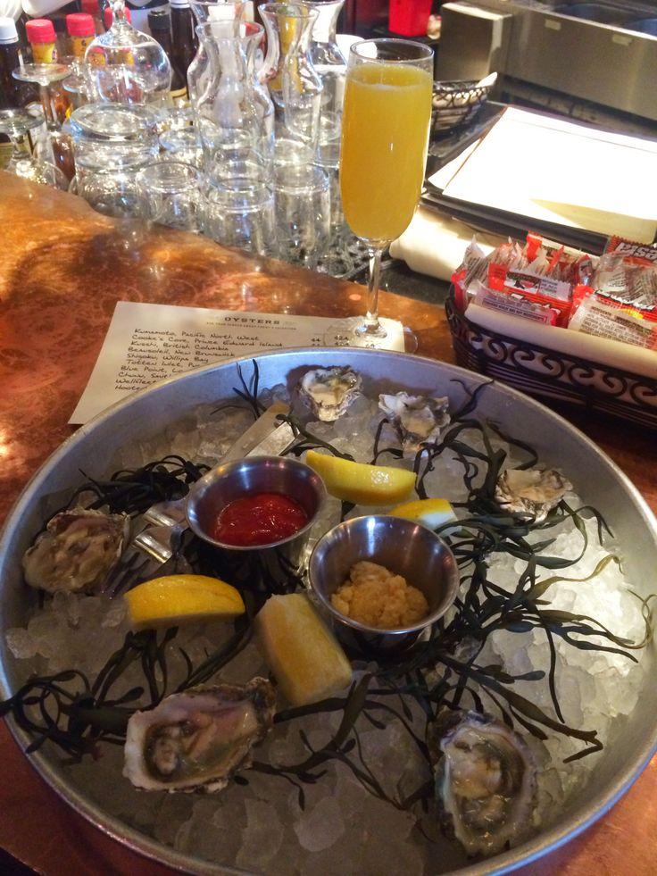 Kumamoto Oysters  The Southern, Nashville TN