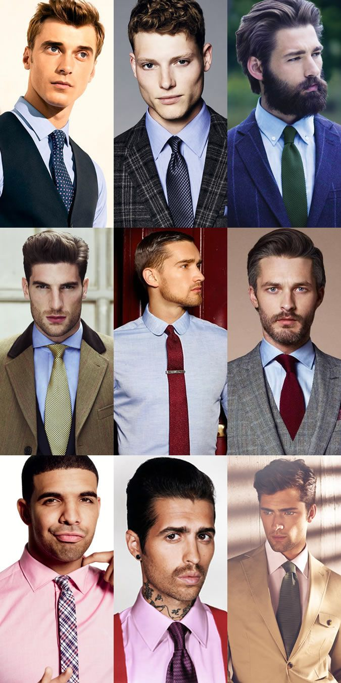 Famous Fashionable Shirt And Tie Combos - Best Image Source