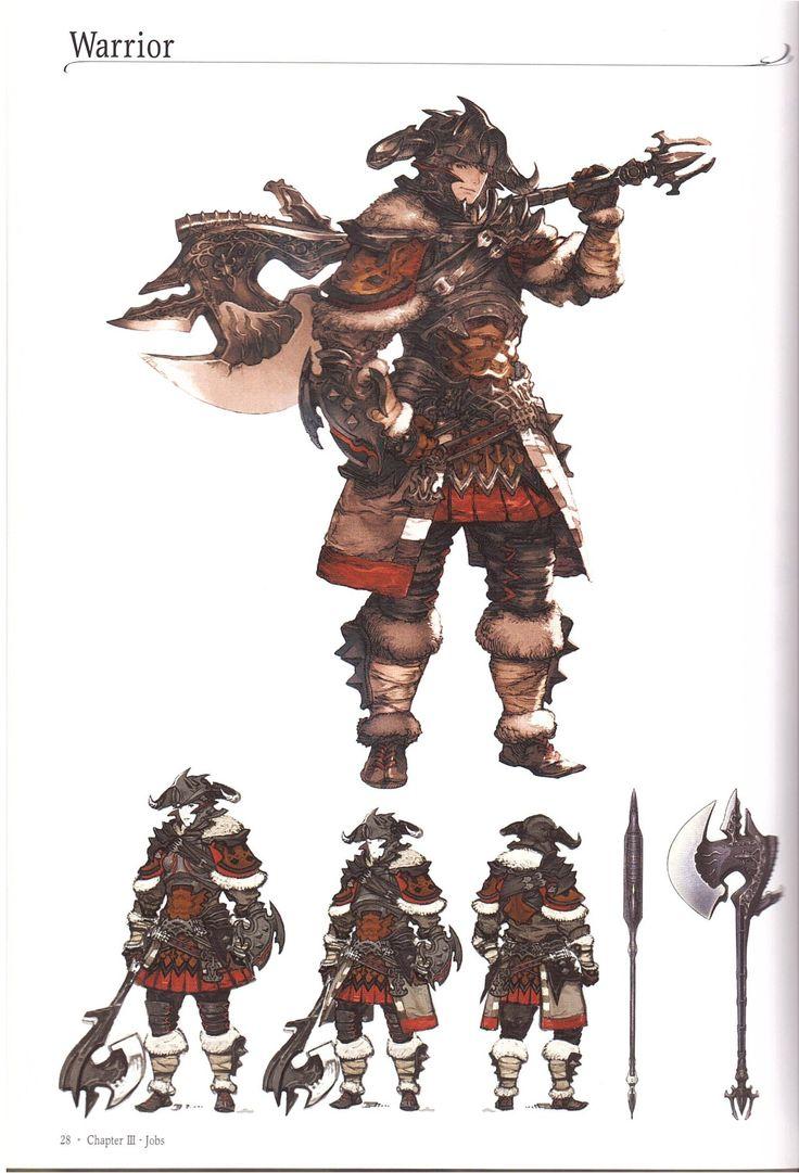 Final Fantasy XIV Concept