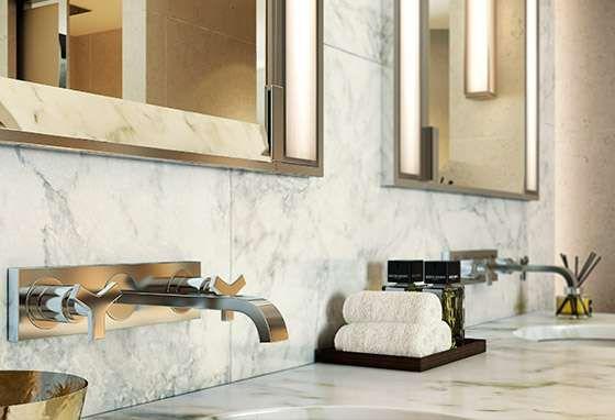 Berkeley, Abell & Cleland, Bathroom, Interior