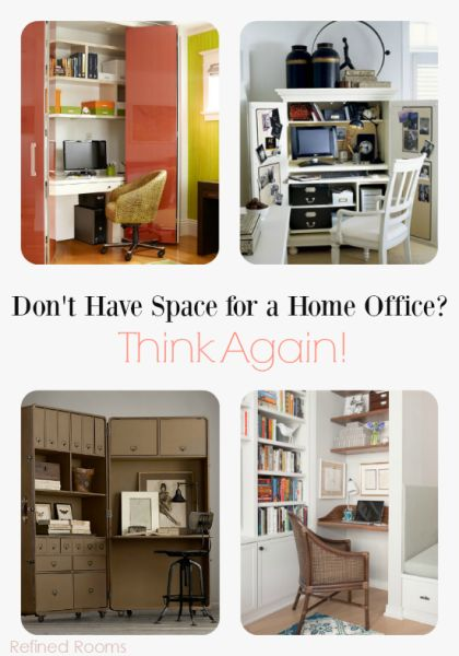 Creative Ways To Incorporate A Home Office Space In Your