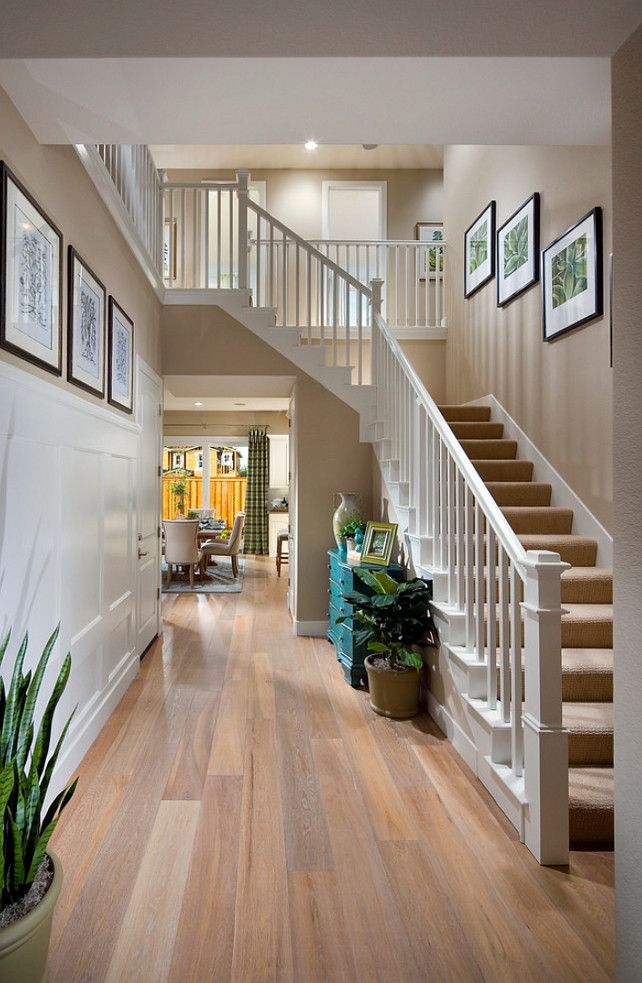 Foyer Color Ideas : Best images about foyers entries and stairs on pinterest