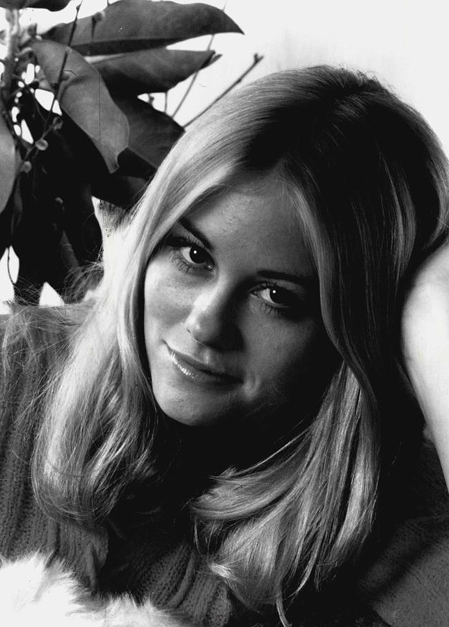 Cybill Shepherd in 1972