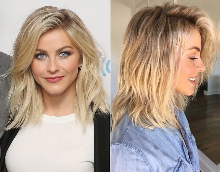 See the New Celebrity Hair Makeovers of 2016 - Julianne Hough  - from