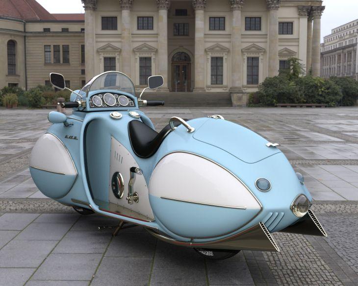 1930 Henderson Kj Streamline 02 Daz3d Gallery 3d Models And 3d Software By Daz 3d Henderson Motorcycle Motorcycle Motorcycle Design