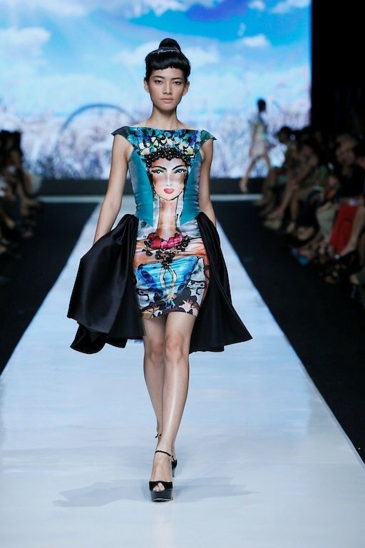 BILLY TJONG SS13/14 Ready to Wear JFW14