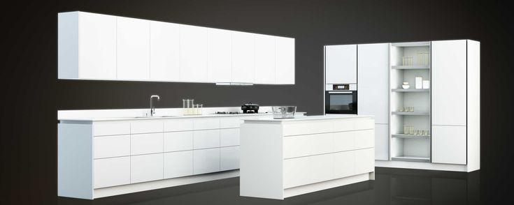 Kitchens and Beyond - Poggenpohl Kitchens offer exclusive kitchen - alno küchen grifflos