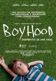 Boyhood: momentos de una vida. Richard Linklater.