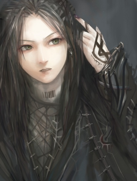 Anime Characters Realistic : Images about semi realistic anime on pinterest