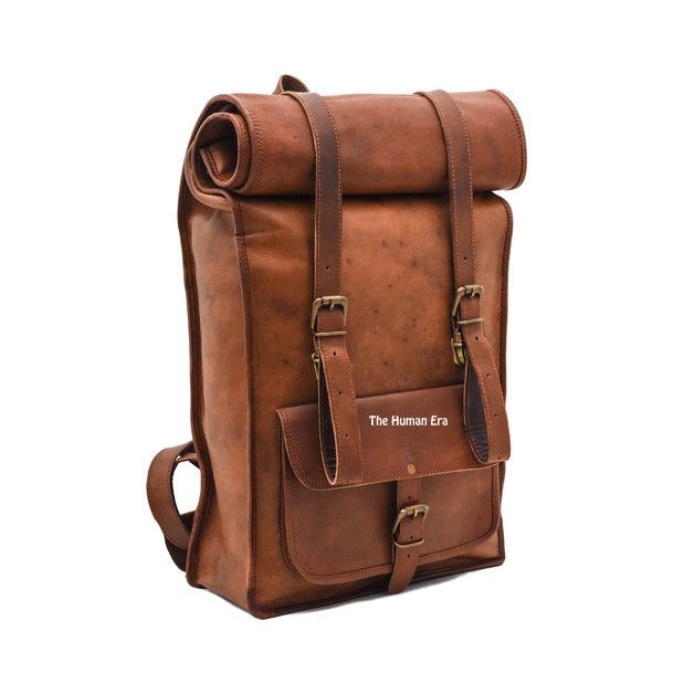 Leather Bag is a product of The Human Era From business trips to exciting vacations alike, carry and radiate that special old-world flair whenever you travel, with this stunning Leather bag that's...