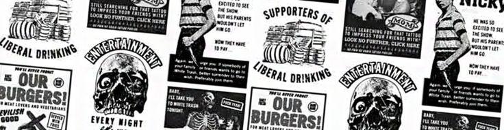 White Trash Fast Food | Best Rock & Roll Restaurant - Bar in Berlin