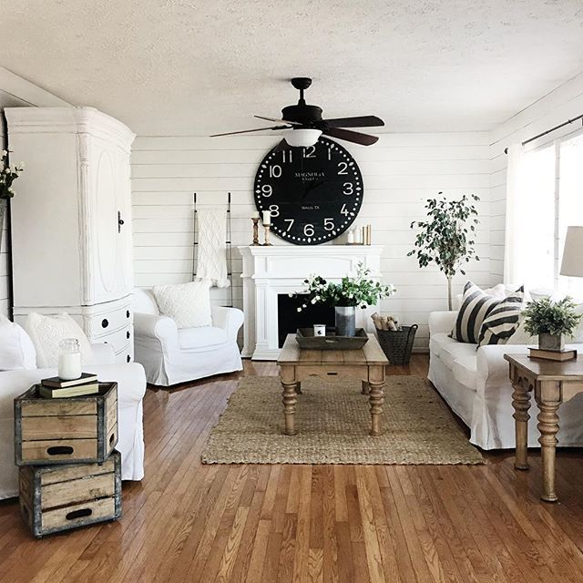 25 Best Ideas About Farmhouse Family Rooms On Pinterest