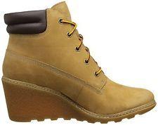 "Timberland Women's Earthkeepers  Amston 6"" Boot Wheat"