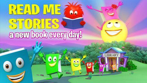 reads stories to kids - read me stories - ipad app