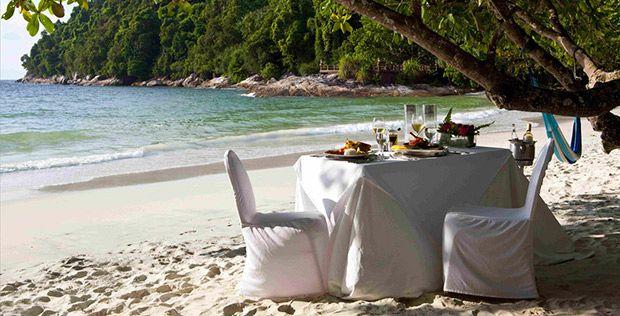 Una romántica manera de celebrar tu luna de miel.