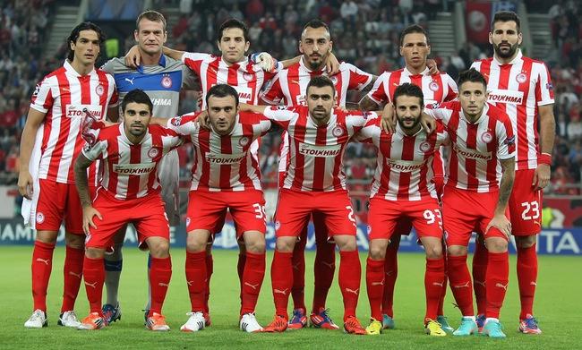 Olympiakos - Montpelier: 3-1