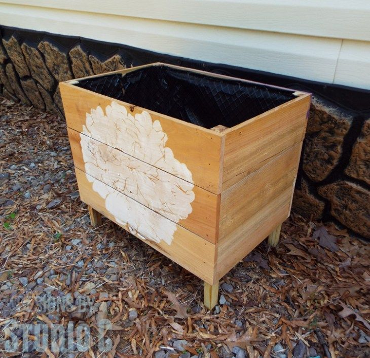 12 Outstanding Diy Planter Box Plans Designs And Ideas: Best 25+ Cedar Planter Box Ideas On Pinterest
