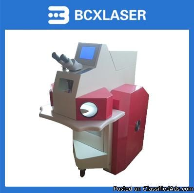 When Laser radiation heats the surface of work-piece, the surface heat diffuses to the interior through thermal conduction and melts the work piece by controlling the width, Laser welding  machine mostly by the laser, power and organize, cooling machine, glow guide and focus, binocular stereo microscopic observation of several parts, compact structure, small size  Features:  1. Laser welding machine has a very fast processing, permanent marks.  2. It can Long time continuous process  Visit…