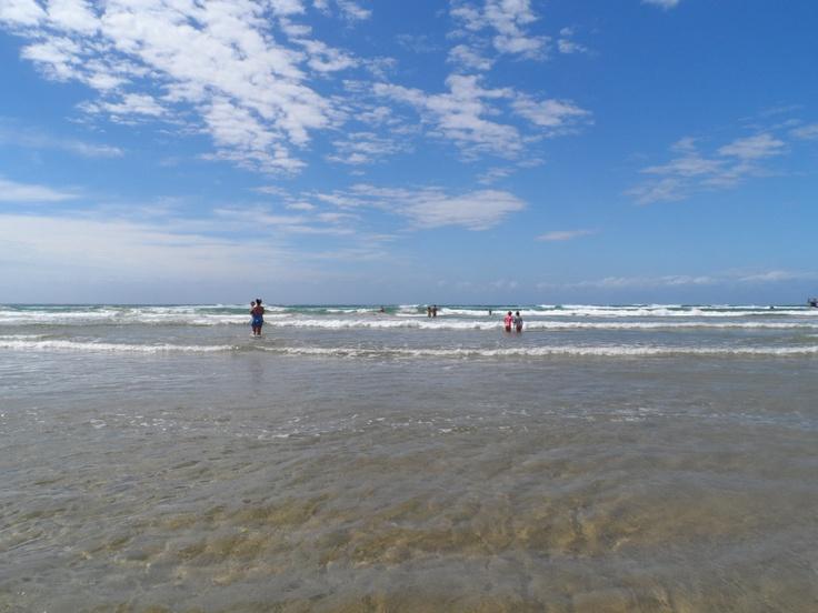 Beach in KwaZulu Natal