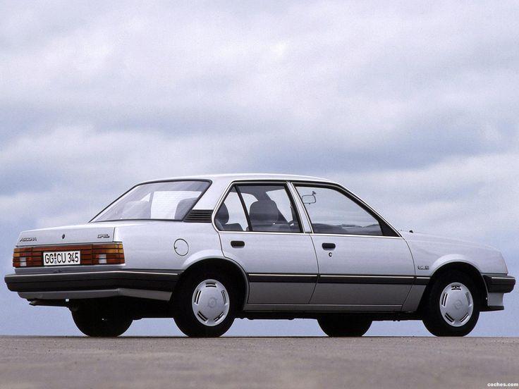 Opel ascona c2 1984 1986