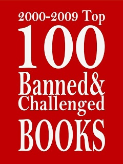 Top 100 banned books list